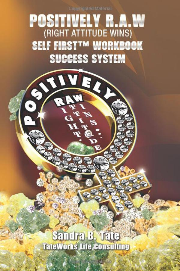 positively r.a.w. self first workbook success system book cover