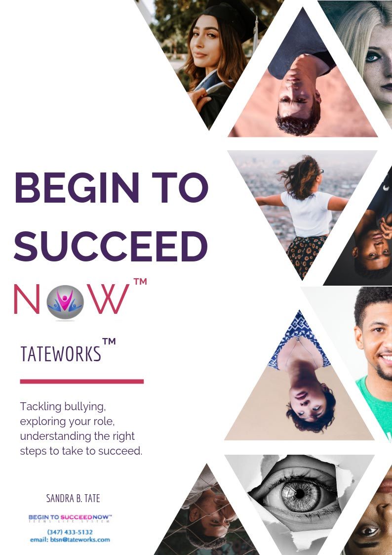 begin to succeed now workshop flyer
